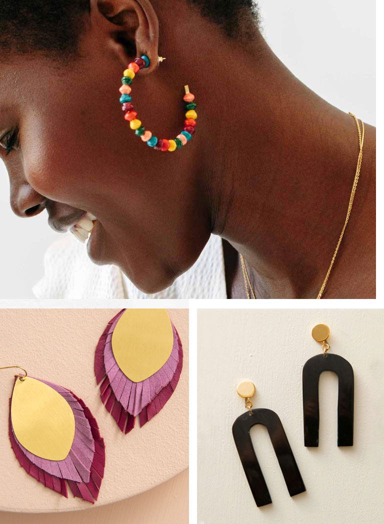 Shop Fair Trade Earrings