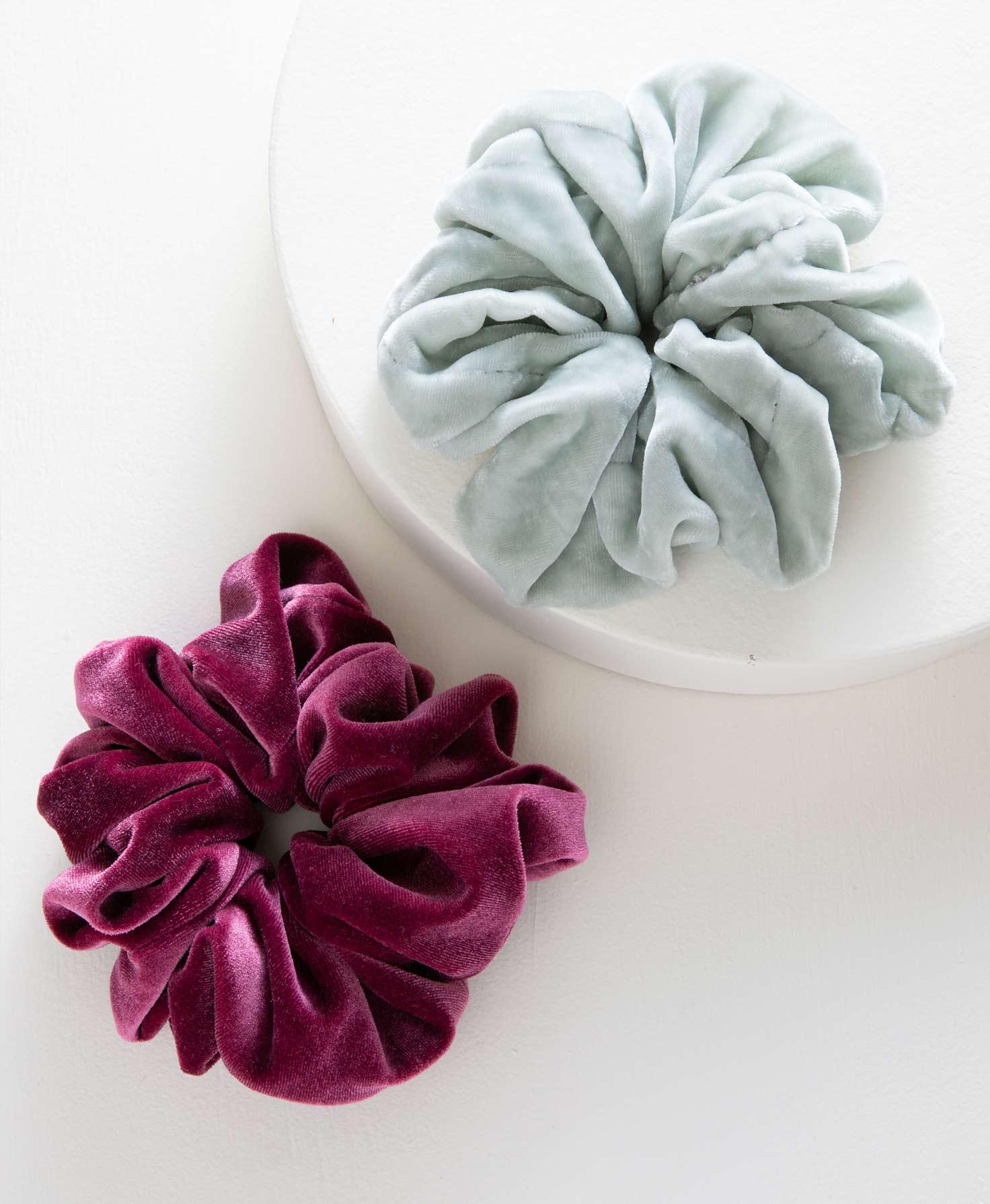 Friends Hair Scrunchie Set of 2